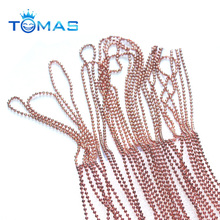 Wholesale custom small ball bead chain