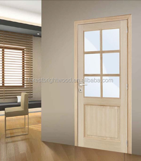 Stile and Rail Door Tongue And Groove Construction Door