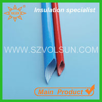 High Temperature Resistant Fiberglass Braided Sleeving