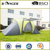 Large 2 Room Best Family Camping Tents For Sale