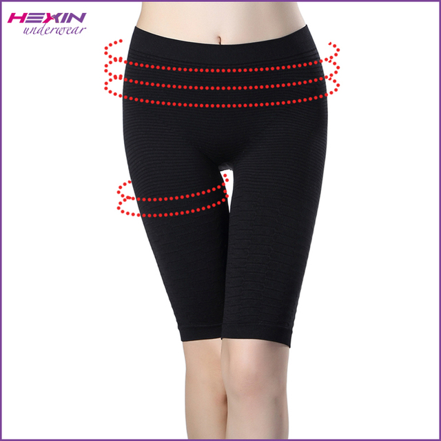 Fashion Black Perfect Body Shaper Women Shaper Body Slimming Pants