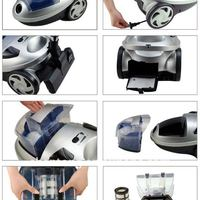 Home Appliance With Bag Mini Vacuum