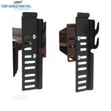 Bedclaw Headboard Footboard Attachment Brackets With Hardware Set Of