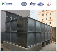 PRESSED STEEL SECTIONAL WATER TANK PANEL