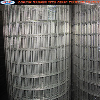 China factory supply profesional Stainless Steel Welded Wire Mesh by rolls ( ISO9001 Manufacturer)