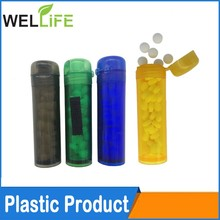plastic container with strong mints for promotion