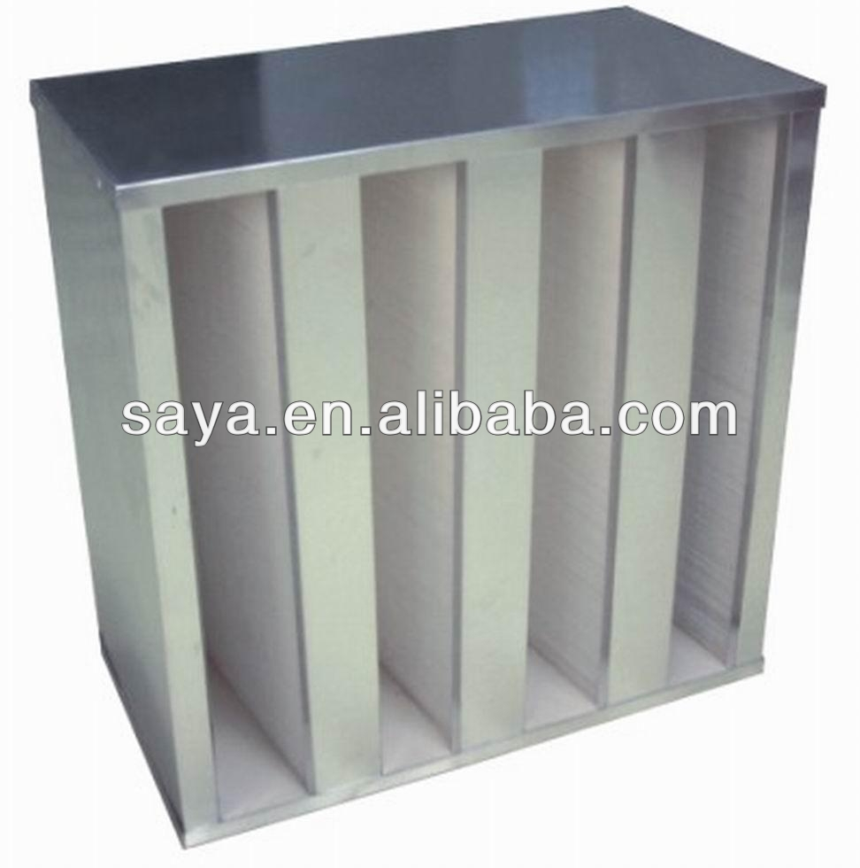 high efficiency air box hepa filter with Compact structure