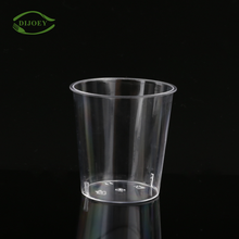 Smart design solo milk tea blender shapes thickness of plastic food grade guangzhou china disposable cups