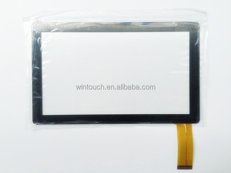 7 inch tablet pc touch screen digitizer for q8 touch