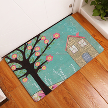 durable bathroom skid proof floor rug mat custom wholesale carpet