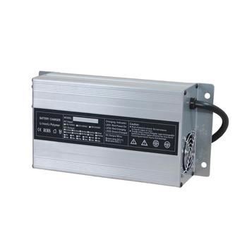 12V/24V/36V /48V/60V/72V Lithium Battery Charger for Electric Cleaning Machine with CE ROHS