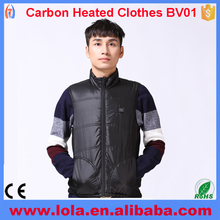 BV01 Health Care Battery Heated Clothes For Outdoor Sports