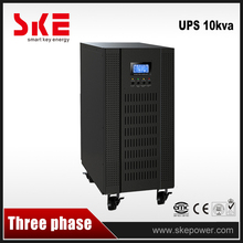 China approved products 10kVA to 100kVA high frequency 3 phase online UPS