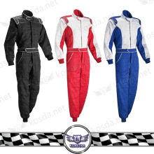 Black/ Blue /Red/ Green racing suit costume, 2 Layer Nylon Fabric cheap racing suits