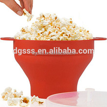 Hot selling Silicone collapsible popcorn maker