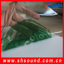 Transparent PVC film Static Cling Film for computer protective