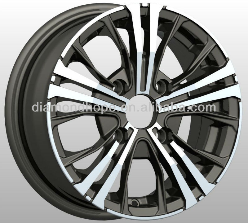 hot Aluminum Alloy Car wheels rims (ZW-Y318)