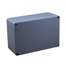 Precision aluminum junction box with high quality