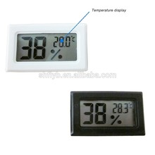 Feilong car thermometer hygrometer