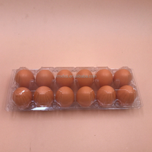 plastic blister tray 12 holes hard plastic egg cartons wholesale
