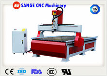 High quality iron SG-1325 with ballscrew transmission square orbit cnc engraving machine