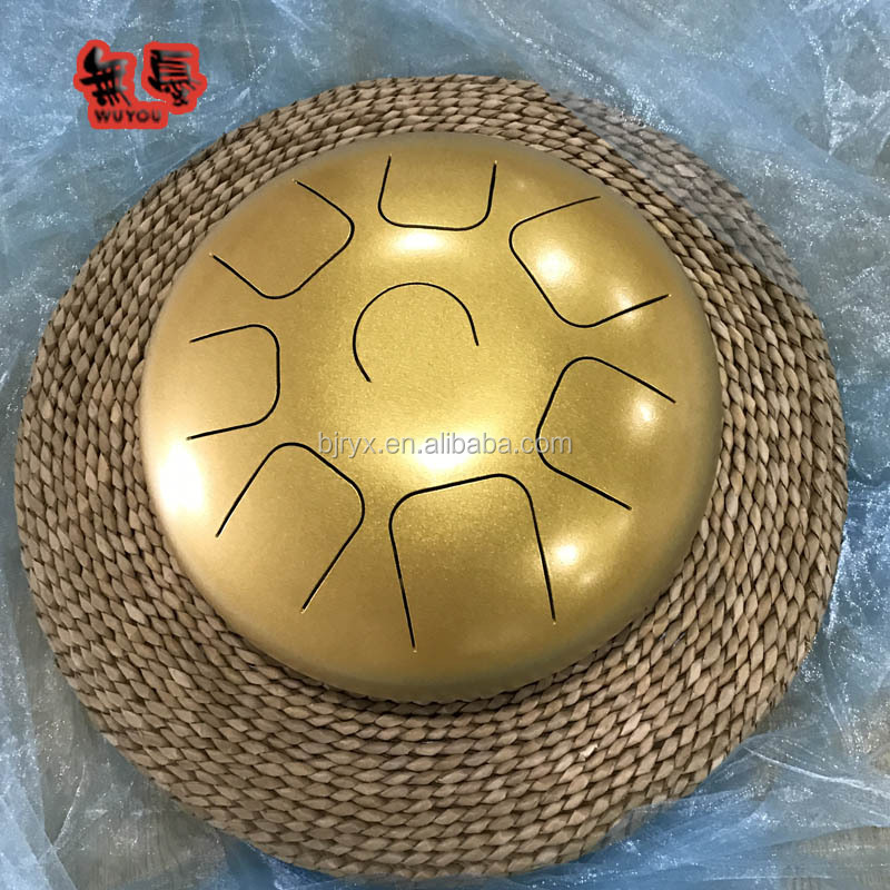 12inch 30cm Wuyou Music Natural Sound Therapy Chakra Steel Tongue Drum
