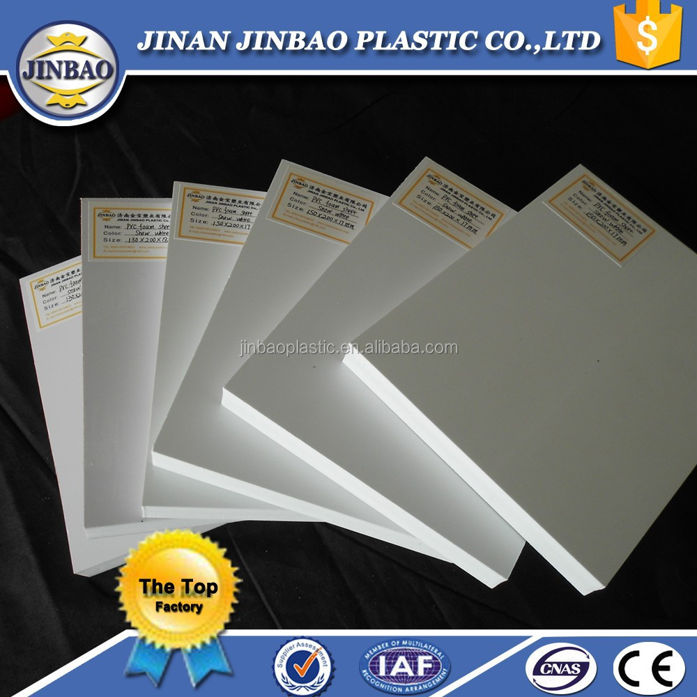 soft eco-friendly pvc sheet white thickness 5mm