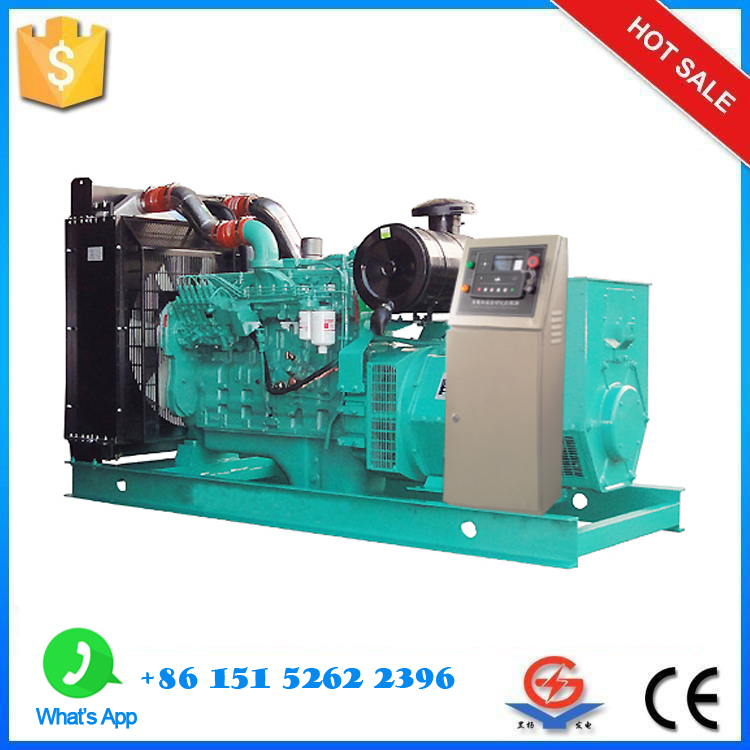 250kva dynamo generator price with diesel engine 6LTAA8.9-G2