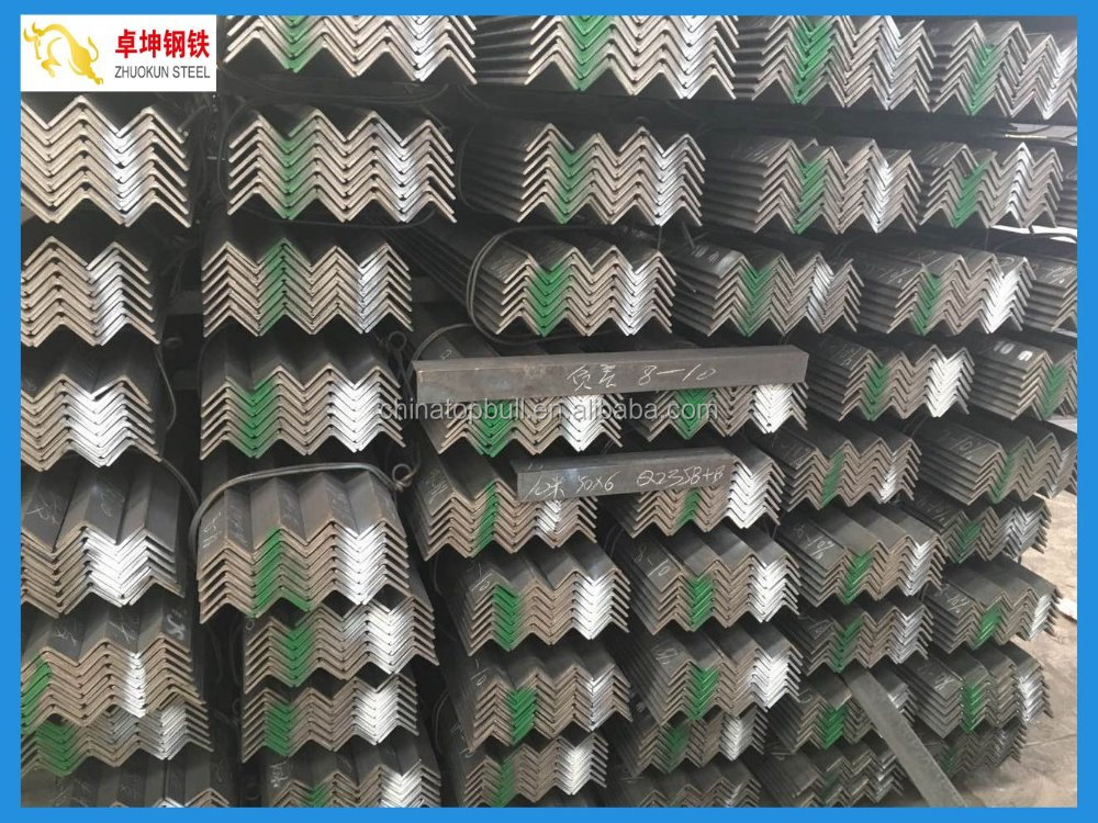 Carbon Steel Angle Bar,Hot Rolled Galvanized (HDG) Steel Angles,Equal and Unequal Leg Steel Angles