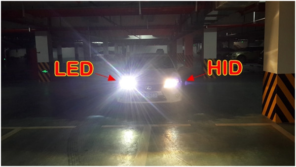 Auto headlights high power led car headlights super bright led car bulbs