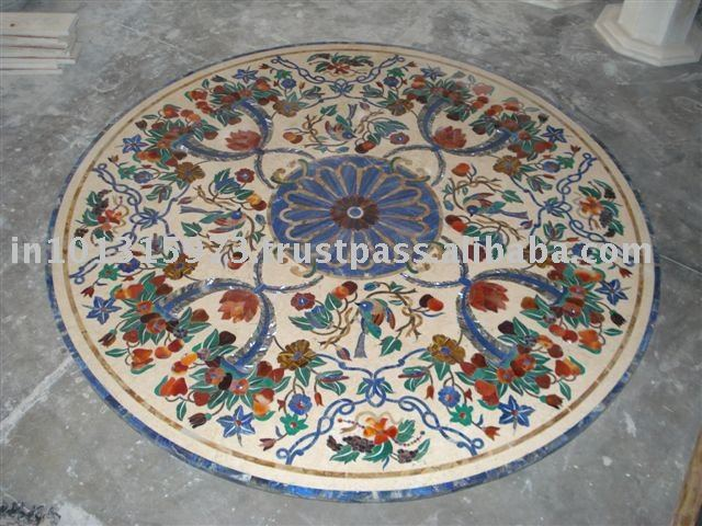 italian inlay marble table top buy round marble top dining tabledining table topmarble top round table product on alibabacom