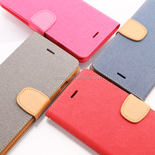 Wholesale Leather Phone Case for BLU STUDIO 5.5/D610A(L),Leather Flip Cover Case