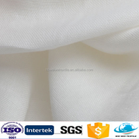 100% cotton thin muslin fabric two-layer gauze fabric for baby diaper /blanket