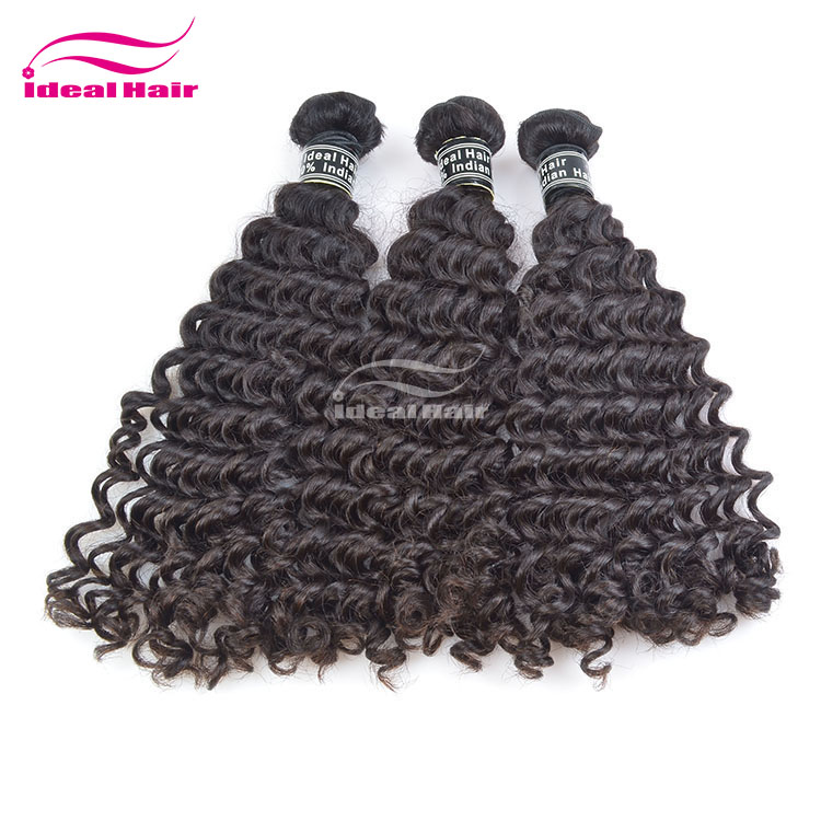 Raw remy virgin indian curly hair 100 human,natural indian hair raw unprocessed virgin