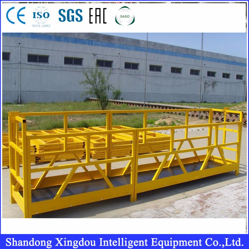 ZLP1000 High Quality Powered Suspended Working Platform