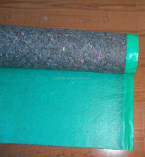 High quality and friendly floor protection mat/anti-slip carpet underly/painter mat