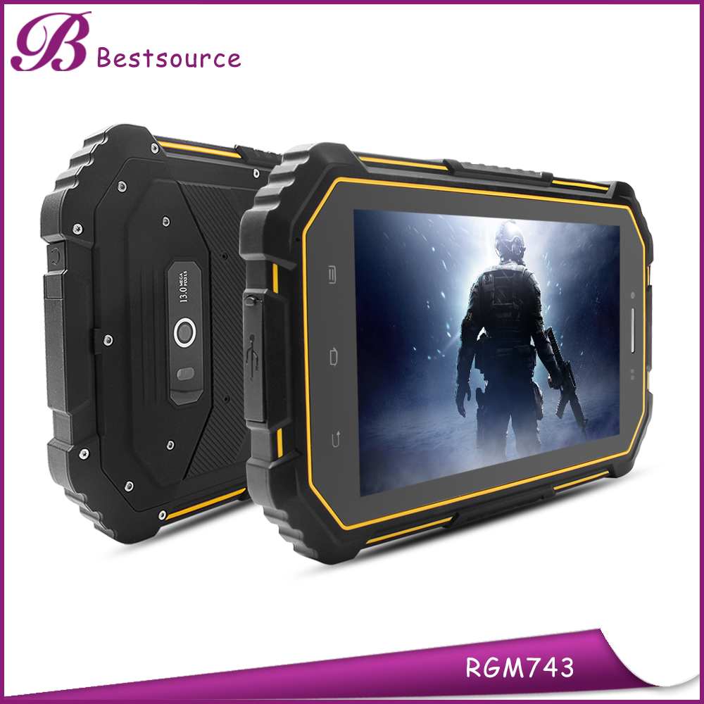 Android Tablet 7inch Dual Core MTK6577 Waterproof Dustproof Shockproof Rugged Tablet WIFI Bluetooth 3G