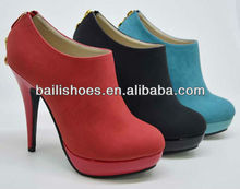 Italian Design Elegant Lady Fashion Shoes High Heel Dress Shoes