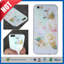 C&T Stylish design soft tpu smart cell phone case for iphone 6