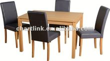 PROMOTIONAL PRICES!! teak dining room table chairs