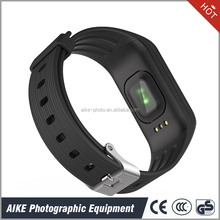 Popular design waterproof IP67 swimming fitness band activity tracker with heart rate