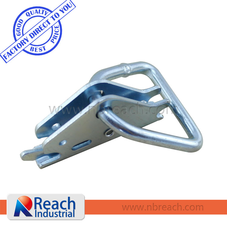 Metal Material E-Track Clip D Ring Anchor Fitting