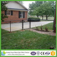 2 inch chain link fence for dog cages