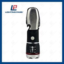 Professional high power led torch with knife type