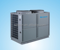 SPRSUN high COP EVI heat pump for heating/cooling