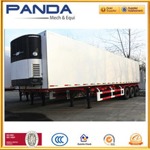 Panda 2016 New Reefer Trailer Tank , 40ft Reefer Containers For Sale