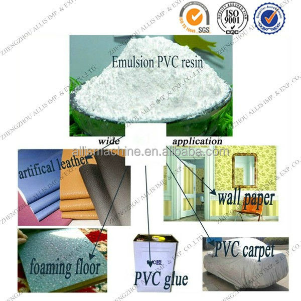Virgin plastic chemicals pvc resin lg korea for placticizer