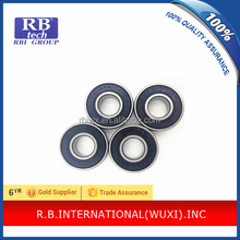 Factory directly branded miniature small deep grove bearing R6-2RS for segway