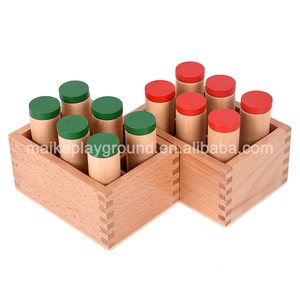 Kindergarten educational toys montessori sensorial tools montessori equipment montessori beads
