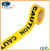 China Manufacture Custom Printable Reflective Caution Tape